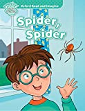Oxford Read and Imagine Early Starter Spider, Spider (Oxford Read & Imagine) - 9780194722292