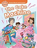 Oxford Read and Imagine Beginner. The Cake Machine MP3 Pack